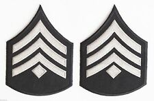 Los Angeles Police Chevrons Detective II D2 LAPD Rank Insignia Stripes Patch
