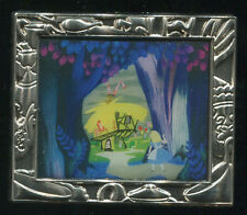 Mary Blair - Alice in Wonderland Concept - Silver Frame LE 300 Disney Pin 103023