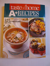 Taste of Home A+ Recipes from Schools Across America : 245 Top-Of-the-Class...