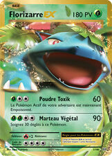 ☻☺ CARTE POKEMON Florizarre EX 1/108 EVOLUTIONS NEUVE FRANCAIS VF☺☻