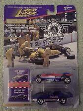 1996 Johnny Lightning 1978 AL UNSER Indy Winner & Pace Car 1/64 Diecast