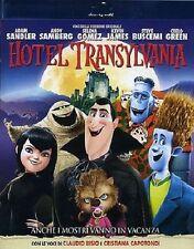 Blu Ray HOTEL TRANSYLVANIA - (2012) *** Contenuti Speciali ***.....NUOVO
