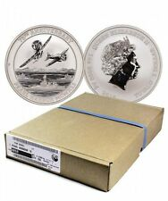 2016-P S$1 Pearl Harbor Perth Mint 1 oz. .9999 Silver - W/COA