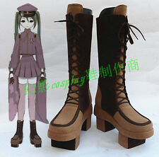 Vocaloid Miku Senbonzakura Halloween Long Cosplay Shoes Boots H016