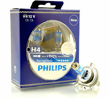 Philips h4 racing Vision racingvision +150% x-treme 2 St. 123442rvs2 +++ top +++