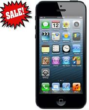 New iPhone 5 16GB Black (T-Mobile) Factory GSM Unlocked 4G LTE Smartphone
