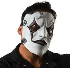 SLIPKNOT SLIP KNOT JIM LICENSED LATEX FACE MASK COSTUME RU68677