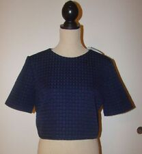 WOMEN'S SHORT  TOP BY TOPSHOP, NEW WITH TAGS , US SIZE 10, EUR.SIZE 42