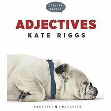Grammar Basics: Adjectives, Riggs, Kate, Good Book