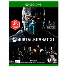 Mortal Kombat XL Xbox One Brand New Sealed