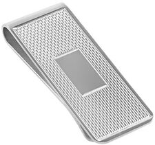 MONEY CLIP STERLING SILVER 925 HALLMARKED NEW FROM ARI D NORMAN