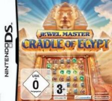 NINTENDO DS 3DS JEWELMASTER CRADLE OF EGYPT TopZustand