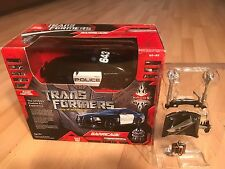 XMODS RC Evo/Evolution Transformers Barricade Mustang w/Weapons & Light Kit NEW