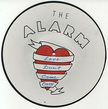 Alarm Love Don't Come Easy - UK Picture Disc 10""