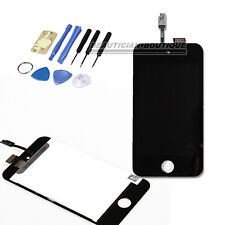 For iPod iTouch4 4th LCD Display & Touch Screen Digitizer Replacement Black UK