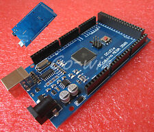 Mega 2560 ATmega 2560 R3 Microcontroller Board Compatible CH340G For Arduino NEW