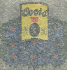 Iron on t shirt transfer 70s - COORS FLORAL BEER CAN