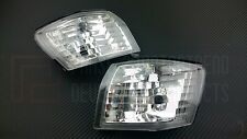 P2M Crystal Clear Corner Lights Lamps Set Silvia 240SX S14 Kouki 1997 1998 New