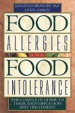 Food Allergies and Food Intolerance: The Complete Guide to Their Ident-ExLibrary