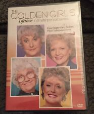 NEW - Lifetime Intimate Portraits: The Golden Girls