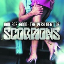 SCORPIONS BAD FOR GOOD THE VERY BEST OF CD