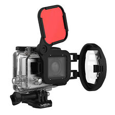 Polarpro Switchblade 2.0 iridium series para GoPro Hero 3+, 4 standard housing 40m