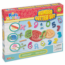 23pc Kids Play Dough plasmare imposta il numero CUTTER Carving Tools Bambini Natale Set