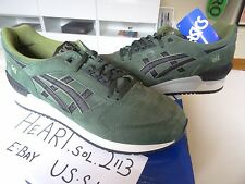 NEW Asics Gel-Respector Duffel Bag 420 Green H5X2L-7990 SZ 7 MEN nike sb running