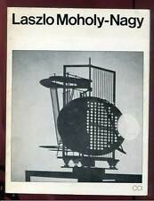 LASZLO MOHOLY-NAGY. CENTRE DE CREATION INDUSTRIELLE GEORGES POMPIDOU. 1976.