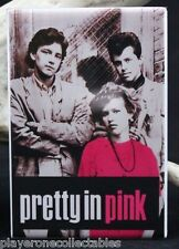 "Pretty in Pink Movie Poster 2"" X 3"" Fridge / Locker Magnet. Molly Ringwald"
