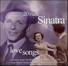 New C.D. 20 Frank Sinatra Love Songs