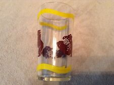 RARE Vintage Childs Drinking Glass with Honey Bears