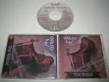SACRED RITE/THE RITUAL(MEGATON/CD 014)CD ALBUM