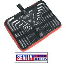 SEALEY TRX-Star & Ball-End Hex Key Set 19pc Long AK7157