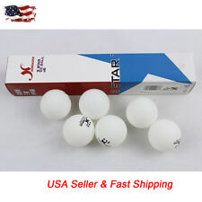 6 x XUSHAOFA 3 Star New Poly 40+ Table Tennis Pingpong Balls ITTF Seamless