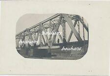 Polen bei Koniecpol-Schlesien-Eisenbahnbrücke-Offizier der A.A.Woyrsch (c396)