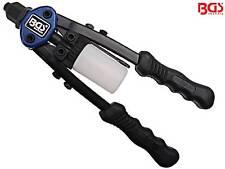 BGS 409 Langarm-Nietzange Blindnietzange Für Stahlnieten 2,4-4,8mm