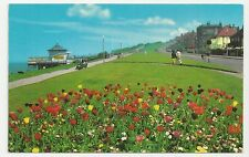 Postcard, PT4216, The Downs and Bandstand, Herne Bay