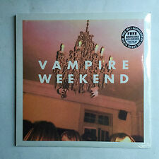 VAMPIRE WEEKEND - VAMPIRE WEEKEND * LP VINYL * FREE P&P UK * MINT ORIG + CODE *