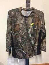 Real Tree Sent Shield Youth Extra-Large Camo Shirt