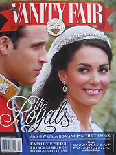 THE ROYALS  WILLIAM KATE DIANA ELIZABETH + 2014 VANITY FAIR SPECIAL EDITION (UK)