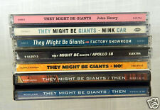 They Might Be Giants Lot Then Factory Showroom Apollo 18 NO! John Henry Mink Car