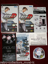 *Complete* PSP Game INITIAL D STREET STAGE Japan Import PlayStation Portable