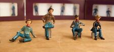 On30 On3 O Scale Figures - Set 9 - RailRoadAve Models - Painted Ready To Go.