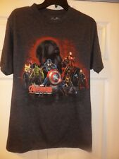 MARVEL Comics Avengers Age of Ultron T-Shirt Officially Licensed Tee Small NWT