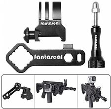 Fantaseal ® 1 en 3-picatinny gun rail mount kit alliage d'aluminium picatinny airsoft
