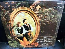 The special World of George Wood & Katie 1962 folk LP 16 tracks