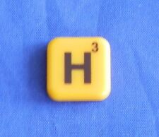 Words With Friends Single Magnet H Tile Replacement Game Parts Pieces Craft