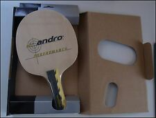 ANDRO PERFORMANCE OFF+ TABLE TENNIS BLADE