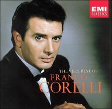 The Very Best of Franco Corelli, , Very Good Import